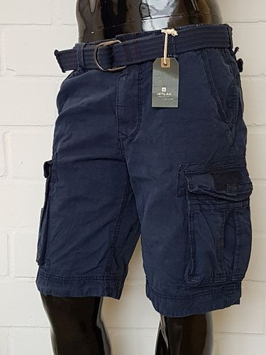 Jetlag Short Take off 8 navy